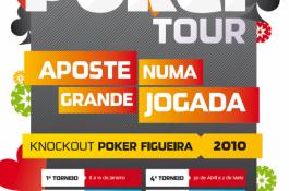 Abertas as Inscrições para a Etapa #3 Knock-Out Poker Figueira