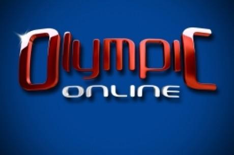 Olympic-Online'i reigiralli läks hoogsalt käima