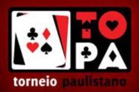 1ª Etapa do Torneio Paulistano - TOPA - Sábado, 13 de Fevereiro