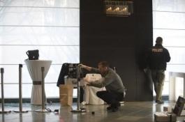 Senaste från EPT-rånet i Berlin - Man gripen men frisläppt igen
