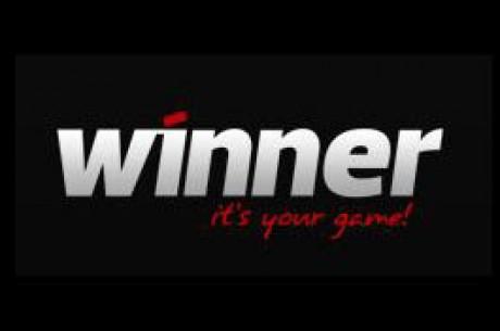 $1,000 nemokamas turnyras dabar ir $55,000 nemokamų turnyrų serija netrukus - visa tai Winner...