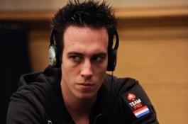 Lex Veldhuis в предизвикателство срещу Bart Spijker
