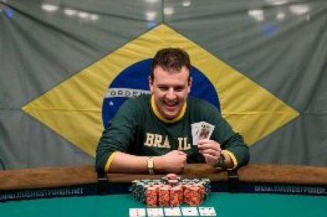 Alexandre Gomes no Torneio dos Campeões das WSOP?