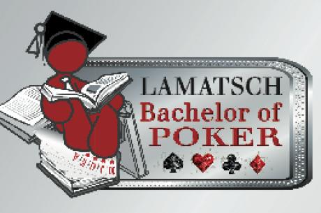 The Bachelor of Poker Workshop