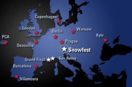 EPT SNOWFEST: 21-26 март
