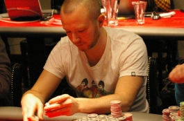 På plats -Så var det bara två spelare kvar i årets upplaga av Nordic Masters of Poker