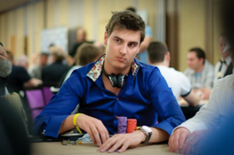 PokerStars.net EPT Snowfest Day 1b: Berendsen Leads the Way