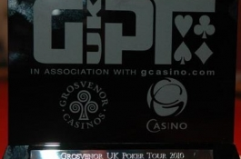 Buy-in for All GUKPT Events at BlueSquare, UKIPT Coventry Freerolls and Pub Poker In Trouble