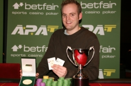 Gareth Johns Wins APAT Welsh Championship, Betfair Ibiza Tournament + more