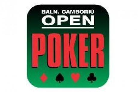 Falta Pouco para o 1º Balneário Camboriú Open de Poker