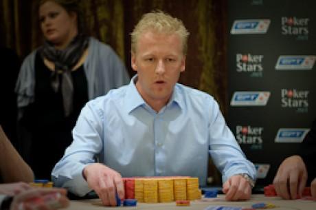 PokerStars.net EPT Snowfest Ден 3: Baekke самотен на върха