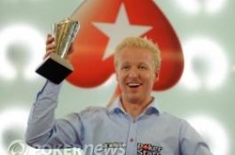 Allan Bække vinder EPT Snowfest!