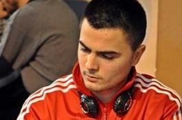 Hoy, Liga 888.com Poker La Toja: día 2 final. Pablo Santos, líder