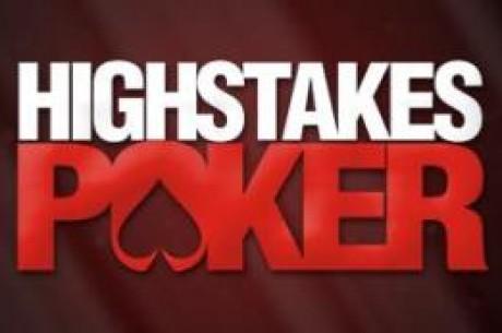 Alguns Números do High Stakes Poker da GSN