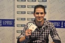 Liga 888.com Poker La Toja: David Mirazo, ganador; éxito total de participación