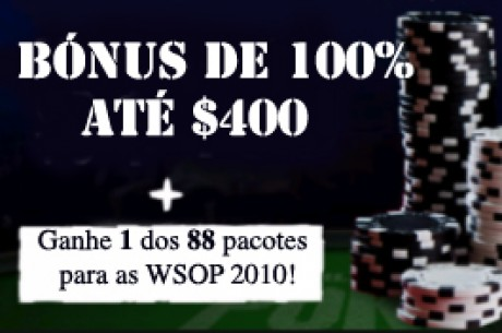 Vá às World Series of Poker 2010 com a 888 Poker