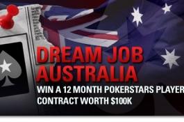 Покер Блог: Мечтана работа в Астралия, Гласувайте за...