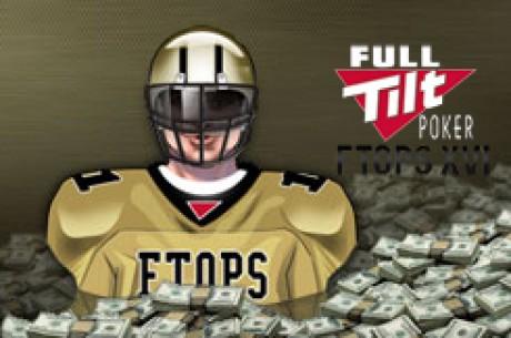 Calendário FTOPS XVI na Full Tilt Poker
