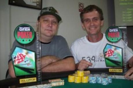Resultados do 1º Balneário Camboriú Open de Poker