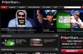 PokerStars.tv изглежда... различно