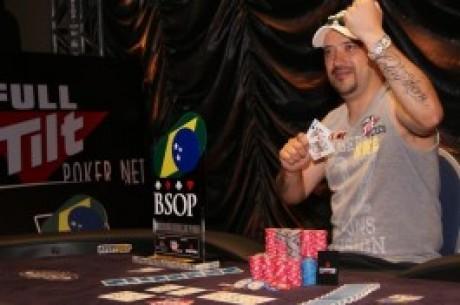 Pokernews Teleexpress - BSOP 2010, Potwierdzenia na PartyPoker Big Game, Kolejny vid z życia...
