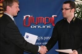 Olympic-Online sõlmis sponsorlepingu Janar Kiivramehega