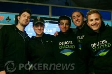 Pokernews Teleexpress - DC z darmowymi video, II Tom Harringtona po polsku, Durrrr na Mohegan...