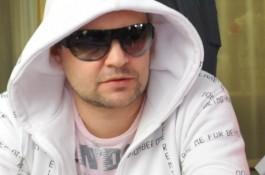 Славен Попов на финалната маса на  Betfair Poker Live! Tallinn