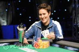 Vanessa Selbst Crushes Stacked Final Table to Win PokerStars.net NAPT Mohegan Sun