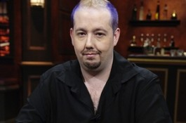 David 'Viffer' Peat og lokale Neil Channing overrakser ved Party Poker Big Game IV