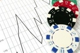 Седмични данни за онлайн покер трафика