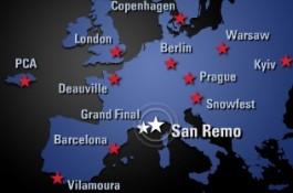 EPT San Remo: 15-21 април
