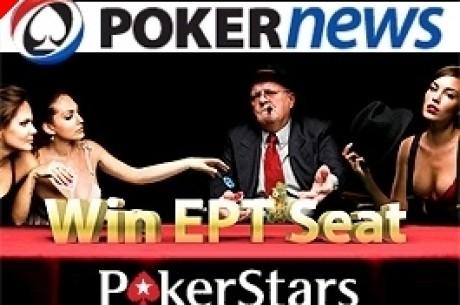 Campionato PokerNews per l'EPT Stagione 7 - Lega 3 Aggiornamento