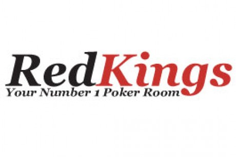 RedKings Poker $1000 added-serie