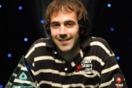 PokerStars.net NAPT Mohegan Sun High-Roller Bounty Shootout: Первое место за Jason...