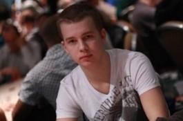 Jakob Karlsson bra med efter dag 1a i PokerStars EPT San Remo