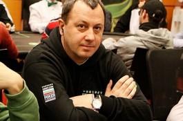 Наско Георгиев приключи Ден 3 на ЕРТ San Remo с 369,000 чипа...