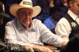 High Stakes Poker Season 6, Episode 10: The Godfather Goes Old-school and the Mouth Gets Run...