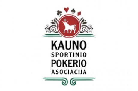 Kauno sportinio pokerio federacija įsikuria internete