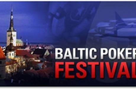 Algab kvalifitseerumine PokerStars Baltic Festivalile