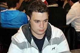 Liga 888.com Poker La Toja: Paulo Jorge, jugador portugués, líder en puntos