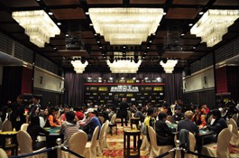 Ninety-Four Players Continue to Day 2 of the Asian Poker King Tournament's Main Event
