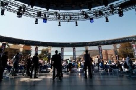 European Poker Tour Grand Final Den 1a: Munz ve vedení
