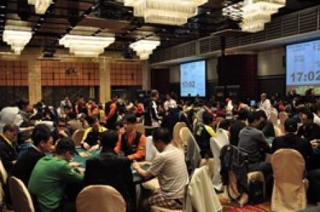 アジアン・ポーカー・キング・トーナメントのメインイベントは開始し...