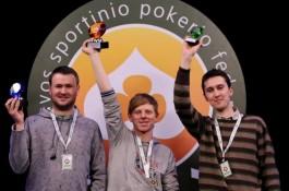 Inauguracinis LSPF turnyras – La Grande Finale