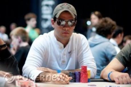 European Poker Tour Grand Final Den 1b: Thiago Nishijima vede před druhým dnem