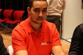 På plats 19 i Pokerstars EPT Monte carlo Ramzi Jelassi Live från Monte Carlo
