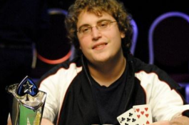 WSOP Rookie Roundup: Tom Marchese