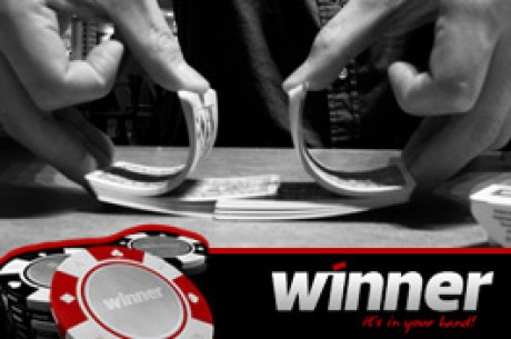 Exkluzív PokerNews $10K Freeroll - Winner Poker