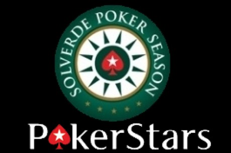 Último satélite de apuramento para o Solverde Poker Season - 3 pacotes de €300 em jogo